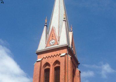 Eslövs kyrka – Eslöv